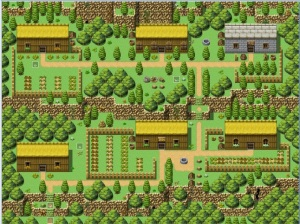 Starting Village