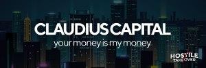 claudius capital banner