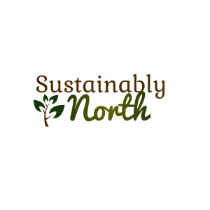 sustainably north logo
