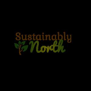 sustainably north logo