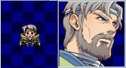 Wulfric sprite and face graphics