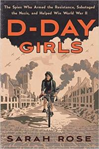 cover of d-day girls